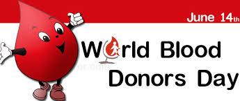 United alla conferenza stampa del World Blood Donor Day – 12 giugno 2018