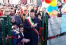 Lentini | Inaugurato l'ecoparcogiochi di piazzale Michelangelo